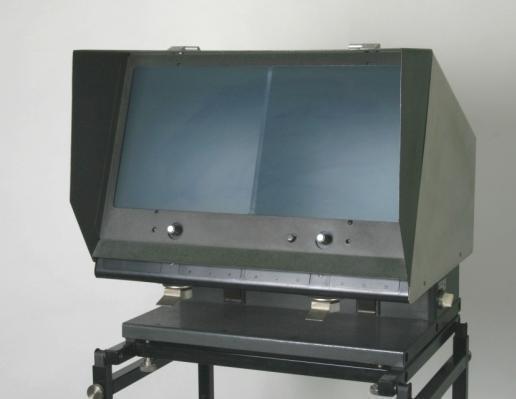 Daktyloskopický komparátor-obrazek