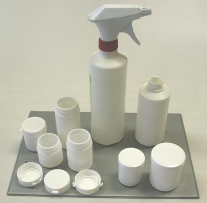 Plastové lahvičky a rozprašovače-obrazek