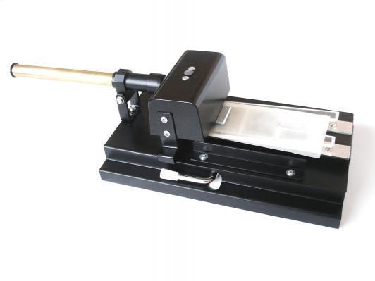 Řezačka fotopapíru pro třídílnou fotografii-obrazek